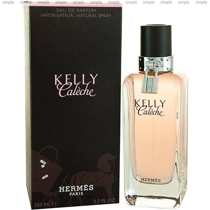 Hermes Kelly Caleche парфюмированная вода объем 100 мл (ОРИГИНАЛ)