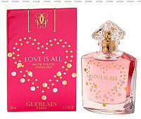 Guerlain Love is All туалетная вода объем 50 мл (ОРИГИНАЛ)