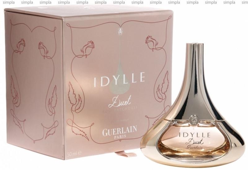 Guerlain Idylle Duet Rose-Patchouli парфюмированная вода объем 35 мл (ОРИГИНАЛ)
