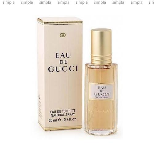 Gucci Eau De Gucci туалетная вода объем 30 мл (ОРИГИНАЛ)