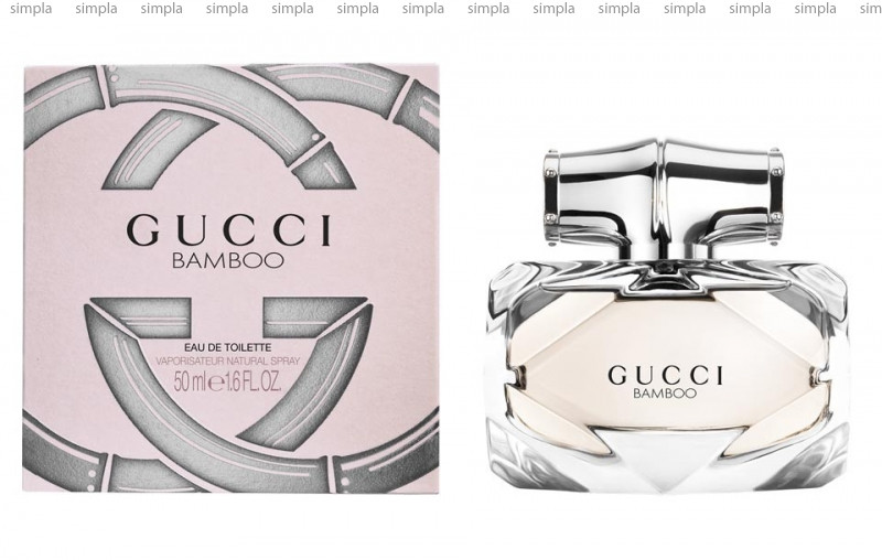 Gucci Bamboo туалетная вода объем 50 мл (ОРИГИНАЛ)