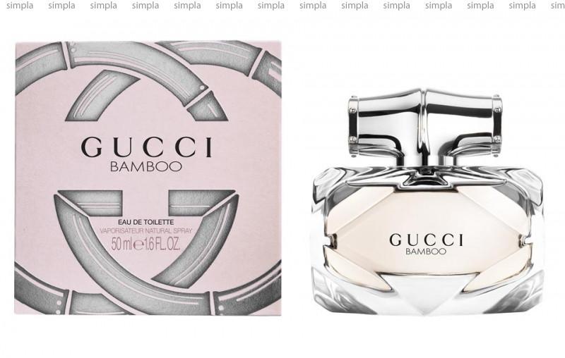 Gucci Bamboo туалетная вода объем 75 мл (ОРИГИНАЛ)