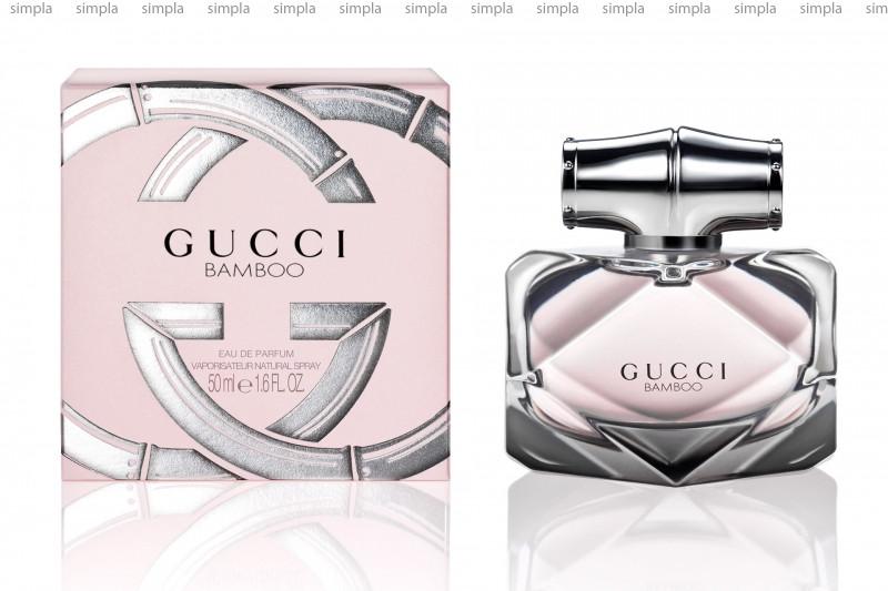 Gucci Bamboo парфюмированная вода объем 50 мл (ОРИГИНАЛ)