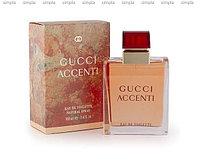 Gucci Accenti туалетная вода винтаж объем 100 мл Тестер (ОРИГИНАЛ)