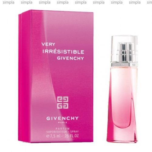 Givenchy Very Irresistible духи объем 7,5 мл (ОРИГИНАЛ)