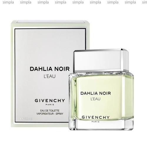 Givenchy Dahlia Noir L'Eau туалетная вода объем 50 мл тестер (ОРИГИНАЛ)