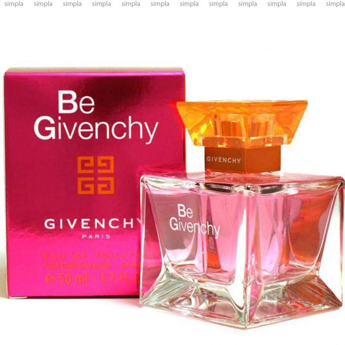 Givenchy Be Givenchy туалетная вода объем 50 мл (ОРИГИНАЛ)