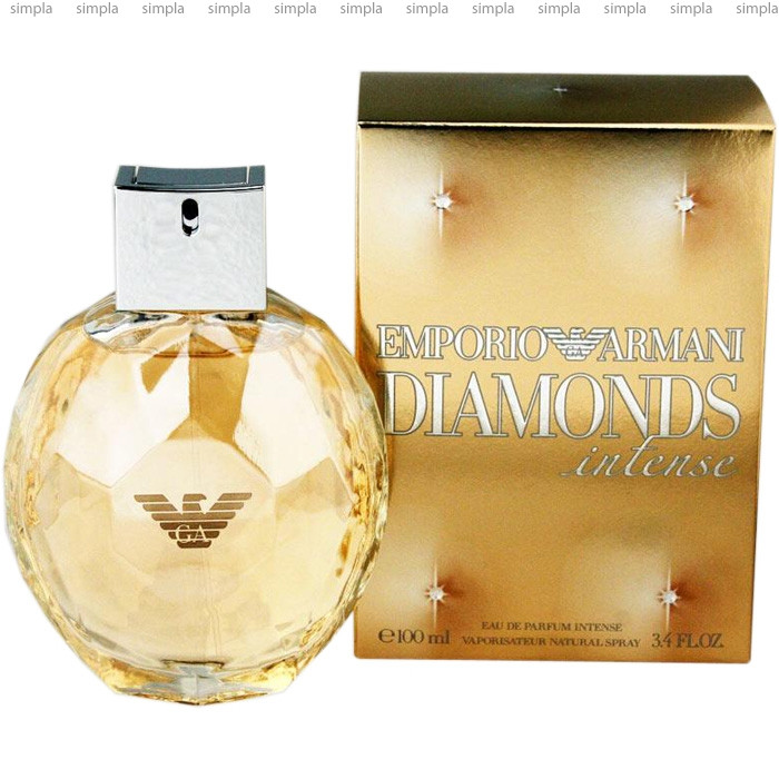 Giorgio Armani Emporio Diamonds Intense парфюмированная вода объем 30 мл (ОРИГИНАЛ)