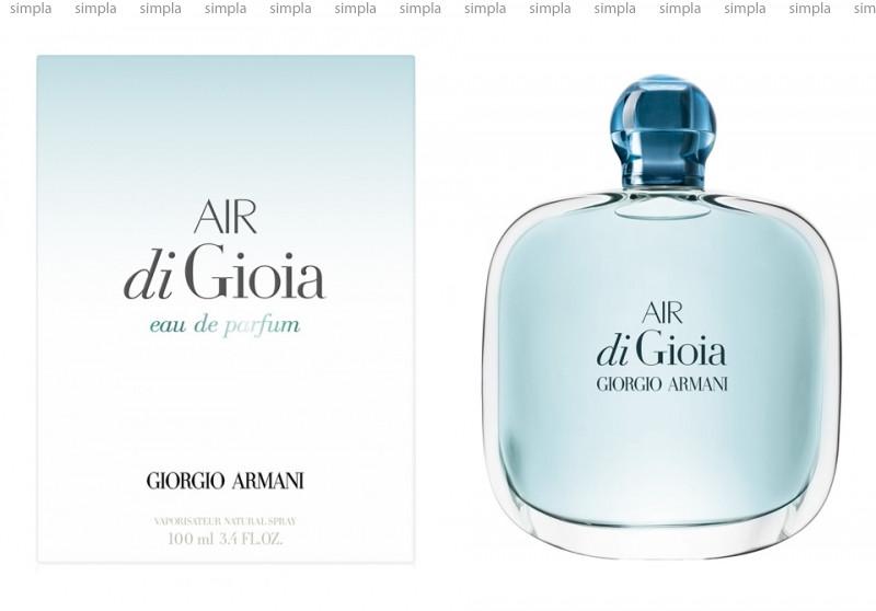 Giorgio Armani Air di Gioia парфюмированная вода объем 50 мл (ОРИГИНАЛ)