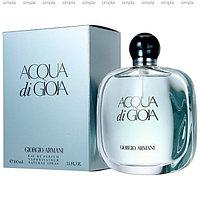 Giorgio Armani Acqua di Gioia парфюмированная вода объем 100 мл тестер (ОРИГИНАЛ)