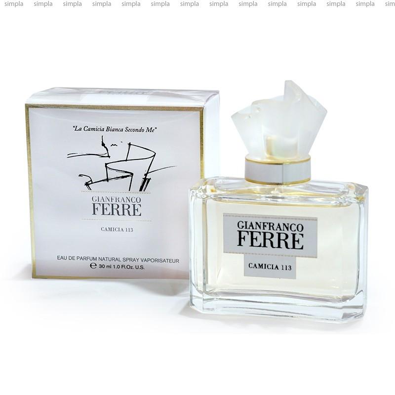 Gianfranco Ferre Camicia 113 парфюмированная вода объем 100 мл тестер (ОРИГИНАЛ)