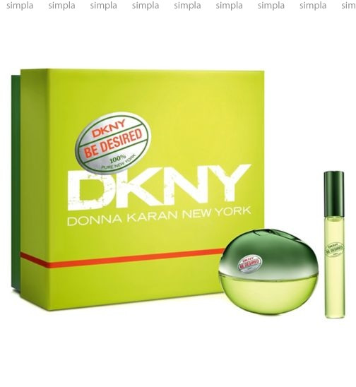 Donna Karan DKNY Be Desired парфюмированная вода объем 100 мл Тестер (ОРИГИНАЛ)