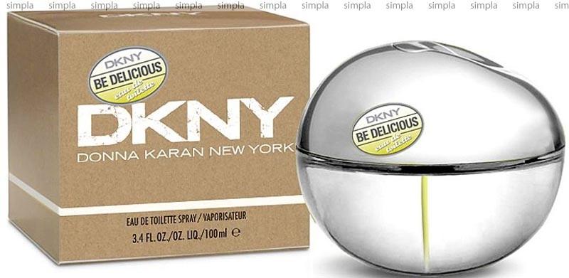 Donna Karan DKNY Be Delicious туалетная вода объем 50 мл (ОРИГИНАЛ)