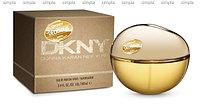 Donna Karan DKNY Be Delicious Golden парфюмированная вода объем 100 мл (ОРИГИНАЛ)