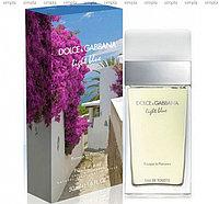 Dolce & Gabbana Light Blue Escape to Panarea туалетная вода объем 25 мл тестер (ОРИГИНАЛ)