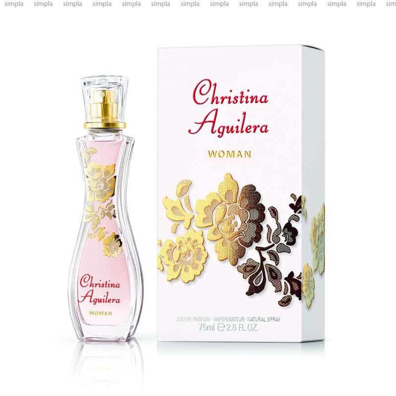 Christina Aguilera Woman парфюмированная вода объем 30 мл (ОРИГИНАЛ)