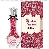 Christina Aguilera Red Sin парфюмированная вода объем 15 мл (ОРИГИНАЛ)