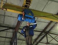 Монтаж и демонтаж электрических и ручных тали грузоподъемностью от 0,5т до 10т.