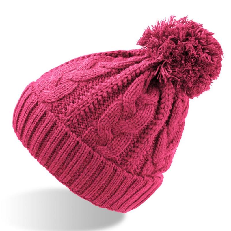 Шапка VOGUE, Розовый, -, 25490.10