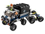 Конструктор Bela Jurassic World Побег в гиросфере от карнотавра 10926 (Аналог LEGO Jurassic World 75929, фото 4