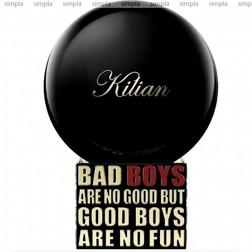 Kilian Bad Boys Are No Good But Good Boys Are No Fun парфюмированная вода объем 100 мл тестер (ОРИГИНАЛ)