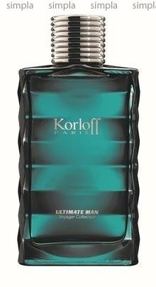 Korloff Ultimate Man парфюмированная вода объем 100 мл (ОРИГИНАЛ)