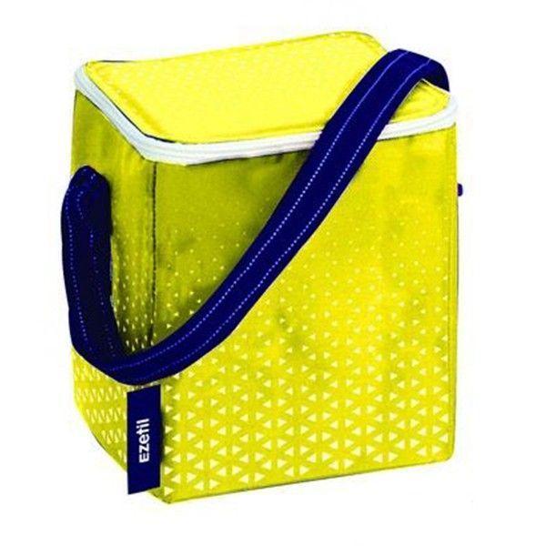 Термосумка EZetil Holiday, Вместимость: 14 л, Электропитание: Без электропитания, Цвет: Жёлтый
