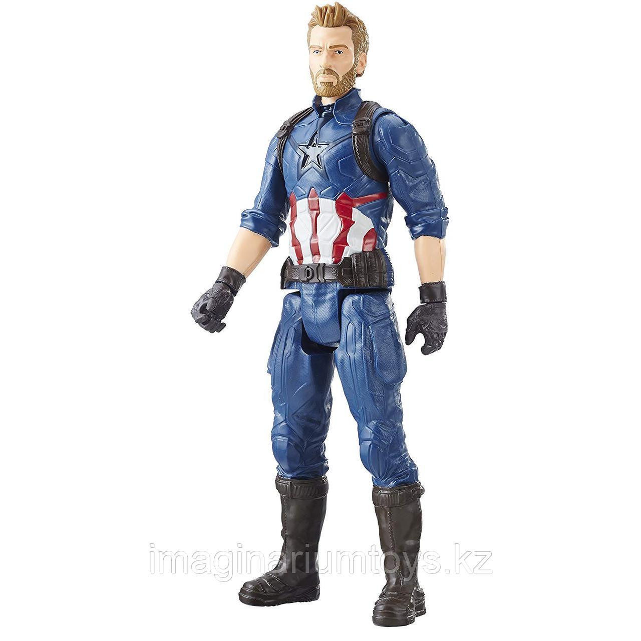 Капитан Америка фигурка 30 см