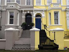 Фасадные краски и материалы