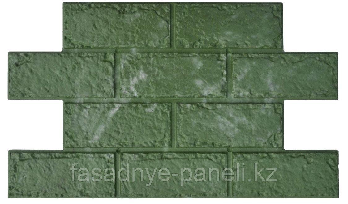 Фасадные панели «Гранд Древний Кирпич» - фото 1