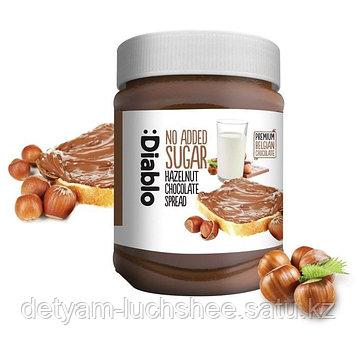 Орехово-шоколадная паста без сахара, Diablo No Added Sugar, 350 г