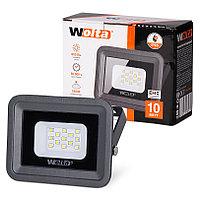 Светодиодный прожектор 10 Вт  WFL-10W/06  5500K Wolta