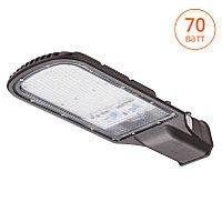 Консольный уличный светодиодный светильник  70Вт 6000K IP65 7000 Лм, фото 1