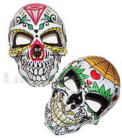 Мексиканская маска черепа в ассортименте