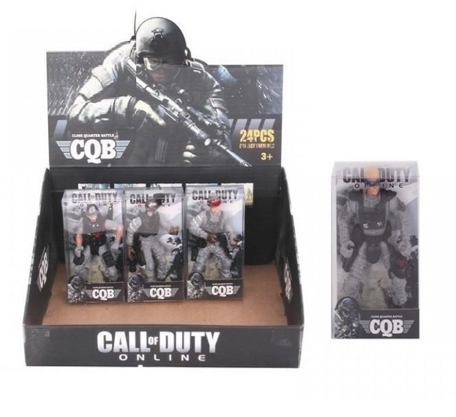 Солдат армии CQB  (24 шт в упаковке) (5898-А50*)