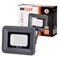 Светодиодный прожектор 20 Вт LED  WFL-20W/06 5500К IP 65