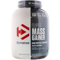 Dymatize Nutrition, Гейнер Super Mass, 6 фунтов (2,7 кг)