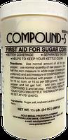 """Добавка антипригарная для приготовления попкорна """"Compound-S"""" 2320 (0,680 кг)"""