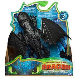 Dragons Беззубик с подвижными крыльями