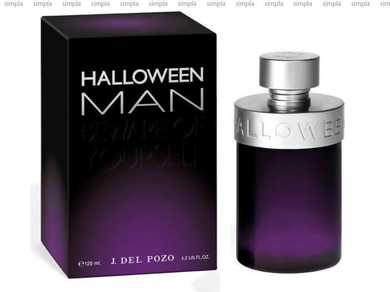 Jesus Del Pozo Halloween Man туалетная вода объем 50 мл (ОРИГИНАЛ)