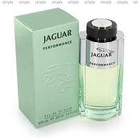 Jaguar Performance туалетная вода объем 100 мл тестер (ОРИГИНАЛ)