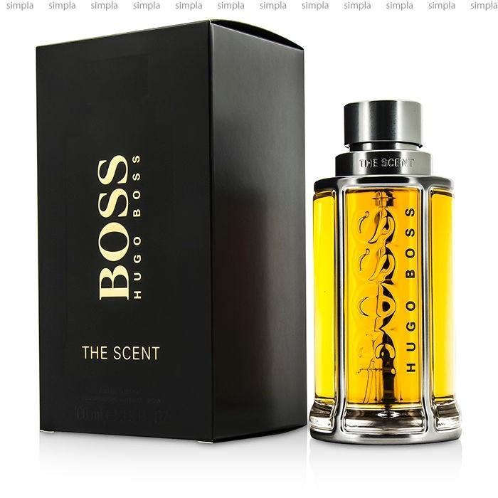Hugo Boss The Scent туалетная вода объем 100 мл (ОРИГИНАЛ)