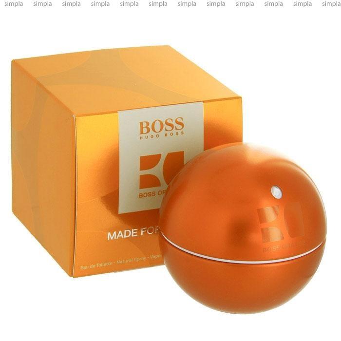 Hugo Boss Motion Orange туалетная вода объем 40 мл тестер (ОРИГИНАЛ)