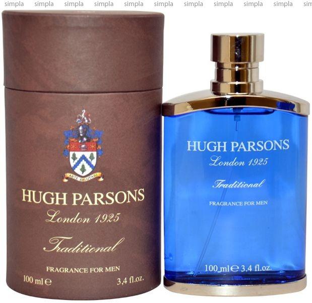 Hugh Parsons Traditional парфюмированная вода объем 10 мл (ОРИГИНАЛ)