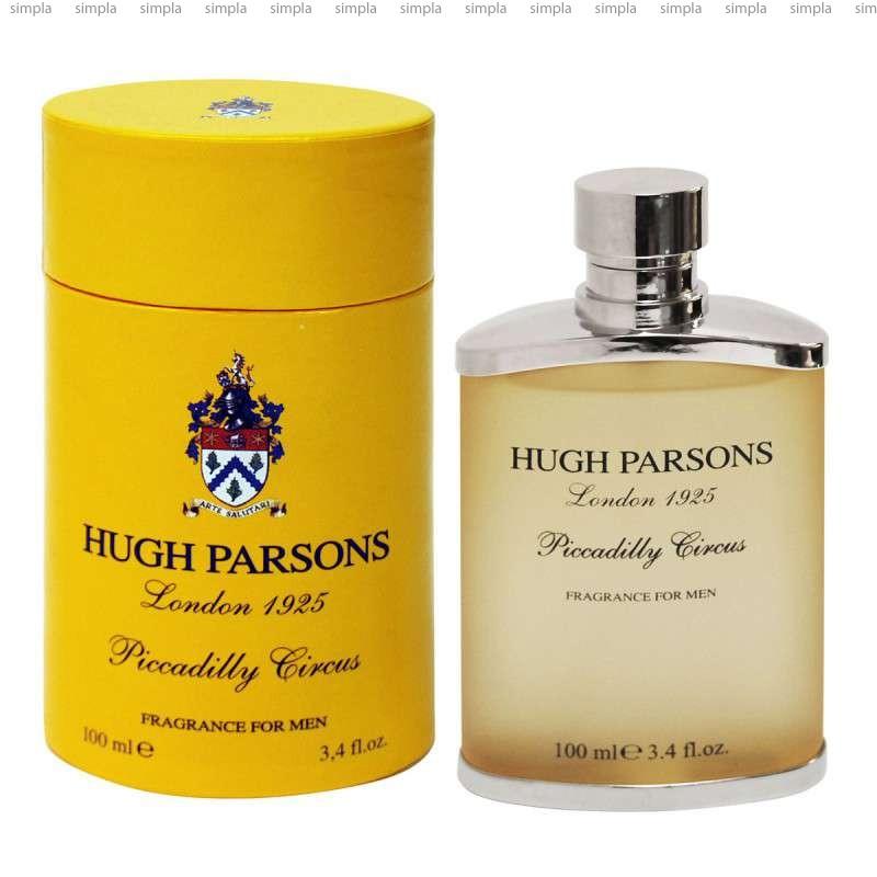Hugh Parsons Piccadilly Circus парфюмированная вода объем 50 мл (ОРИГИНАЛ)
