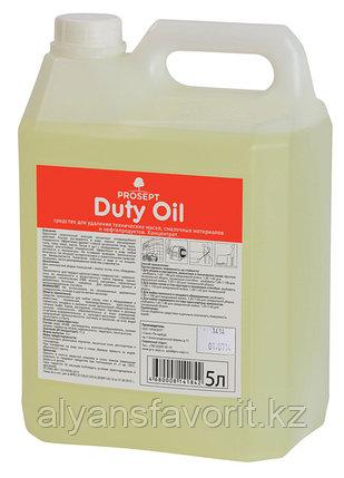 Duty Oil - средство для удаления технических масел и нефтепродуктов. 5 литров.РФ, фото 2