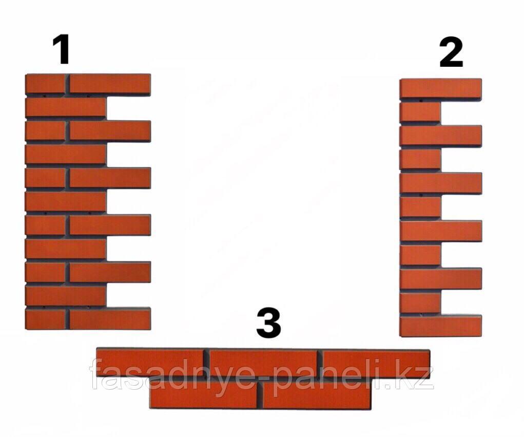 Бетонные обрамления фасадной панели «Классика» - фото 1