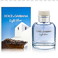 Dolce & Gabbana Light Blue Living Stromboli туалетная вода объем 125 мл (ОРИГИНАЛ)