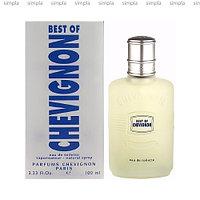 Chevignon Best For Men туалетная вода объем 100 мл (ОРИГИНАЛ)