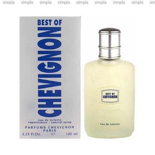 Chevignon Best For Men туалетная вода объем 50 мл (ОРИГИНАЛ)